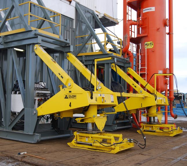 Kodiak CUb Walking Drilling Rig Systems
