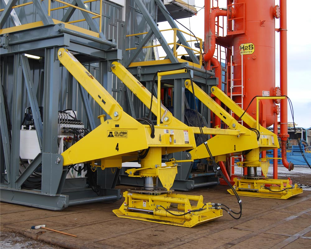 Rig Walking Systems | Walking Drilling Rig | Walking Oil Rig